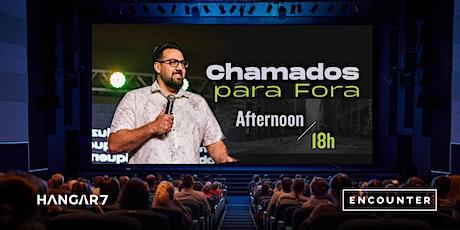 Encounter Afternoon | 18h - 26/09/2021 ingressos