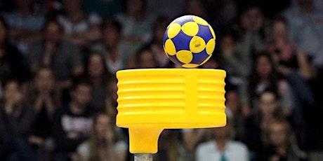 Zaalkorfbal - Schoolsportagenda tickets