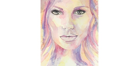 Bold Colours Watercolour Painting tickets