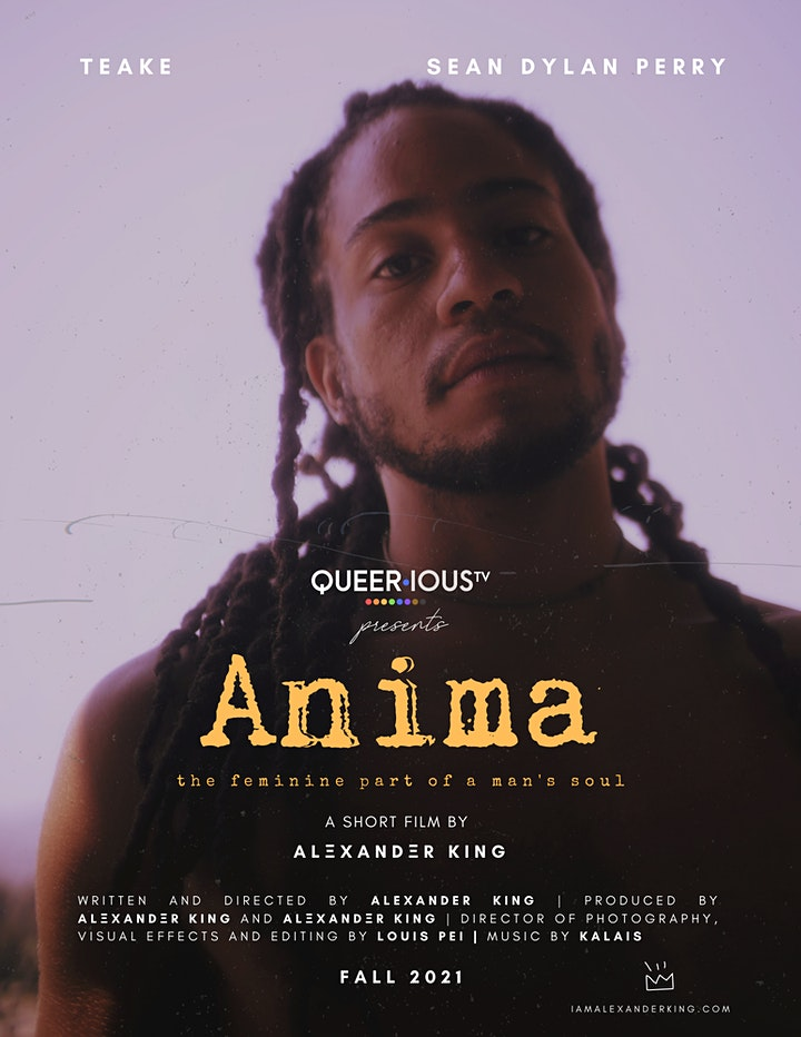 Private Screening: ANIMA Short Film By Alexander King image