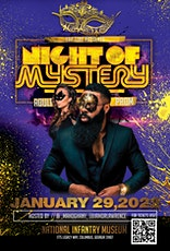 Adult Prom : A Night of Mystery tickets