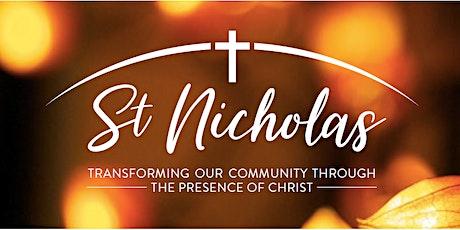 St Nicholas Church 9am Communion tickets