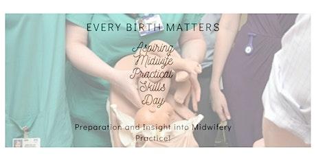 Aspiring Midwife Practical Skills Taster Workshop LEEDS tickets