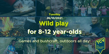 Wild Play Days (for 8-12 yrs) tickets