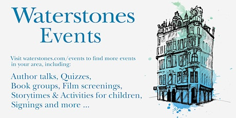 Punting with Pip at Waterstones Cambridge tickets