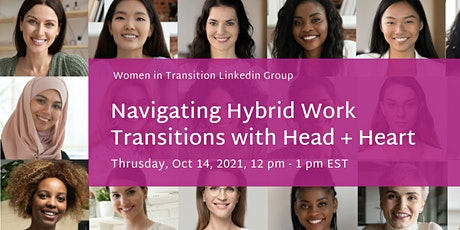 Navigating Hybrid Work Transitions with Head + Heart tickets