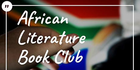 African Literature Book Club - 30th October 2021 tickets
