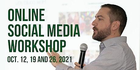 Online Social Media Strategy Workshop tickets