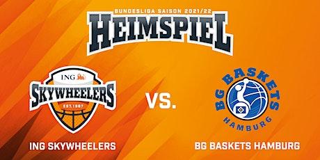 ING Skywheelers vs. BG Baskets Hamburg Tickets