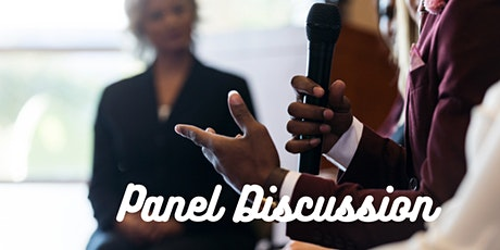 Panel Discussion tickets