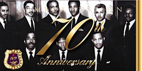 Lambda Upsilon 70th Anniversary Celebration tickets