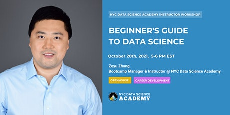 Beginner's Guide to Data Science tickets