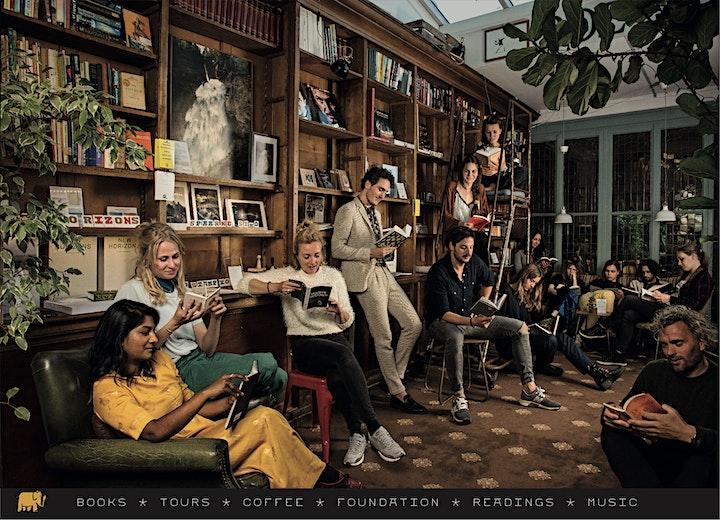 Afbeelding van Bookstor reading evening