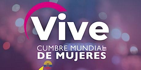 Cumbre Mundial de Mujeres 2021 tickets