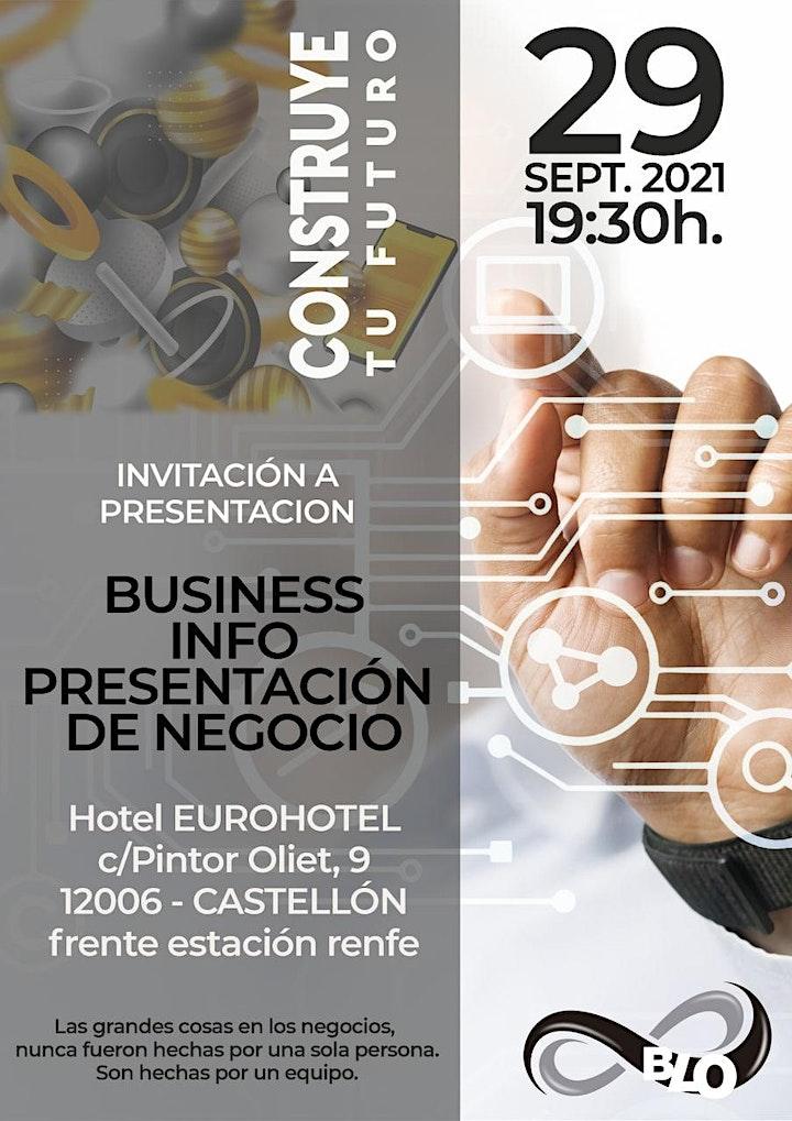 Imagen de Presentación de negocios