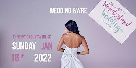 Wonderland Wedding Fayre Ty Newydd tickets