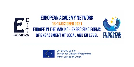 Europe in the making - Exercising Forms of Engagement at Local and EU Level tickets