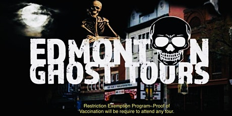 Edmonton Ghost Tour in Old Strathcona. tickets