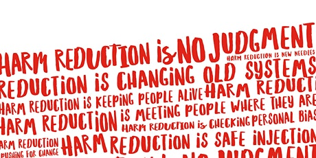 Harm Reduction through an Anti-Oppression & Anti-Racism Lens tickets