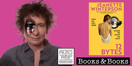 12 Bytes: A Virtual Evening with Jeanneatte Winterson tickets