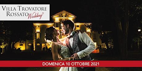 Villa Trovatore Rossato Wedding biglietti