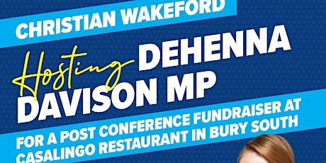 Conservative Conference Dinner with Dehenna Davison MP tickets