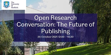 Open Research Conversation: The Future of Publishing tickets