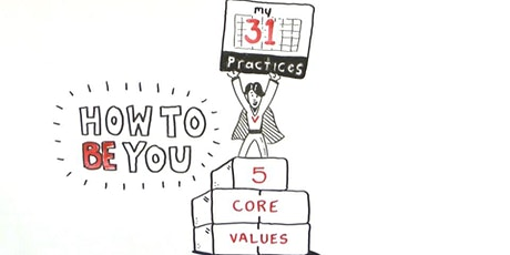 ReCONNECTING  WITH VALUES – HOW TO LEAD A VALUES-ALIGNED LIFE..IN PRACTICE tickets