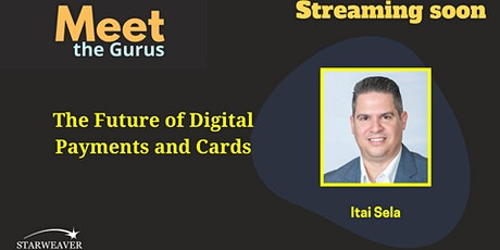 The Future of Digital Payments and Cards tickets