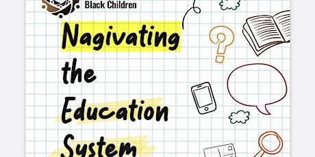 A Look at POBC's Navigating the Education System booklet tickets