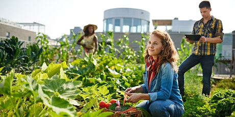 Local community food systems: Making  food more sustainable and resilient tickets