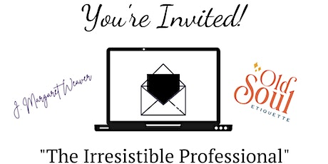 The Irresistible Professional tickets