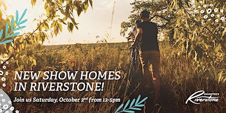 Riverstone Show Home Opening tickets