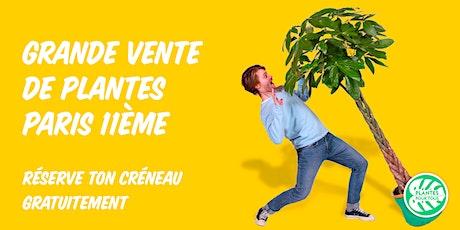 Grande Vente de Plantes - Paris 11ème billets