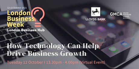 How Technology Can Help Drive Business Growth tickets