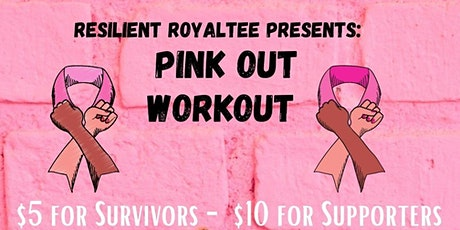 2nd Annual Pink Out Workout tickets