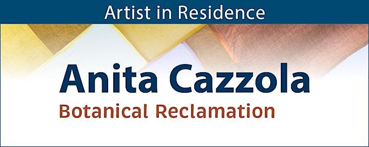 Anita Cazzola Botanical Reclamation Art Installation - Opening Celebration image