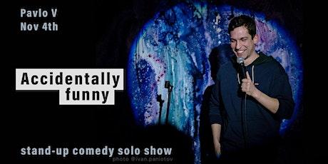 Propaganda Comedy presents - 1h Stand-Up - Pavlo Voytovych tickets