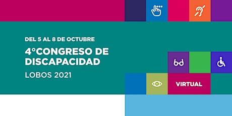 4º CONGRESO DE DISCAPACIDAD  ACCESIBILIDAD, DERECHO, AUTISMO Y TRABAJO entradas