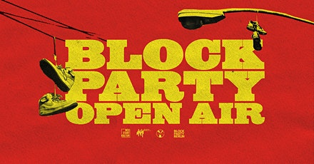 Block Party Berlin Hip Hop Open Air Tickets