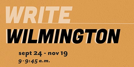 UNCW Presents: Write Wilmington tickets