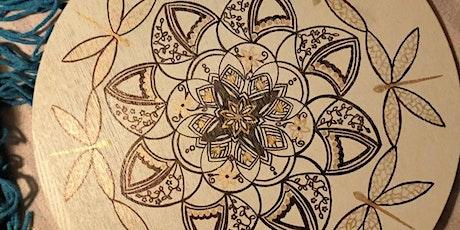 Sip & create Mandala art - Creative Beginnings tickets