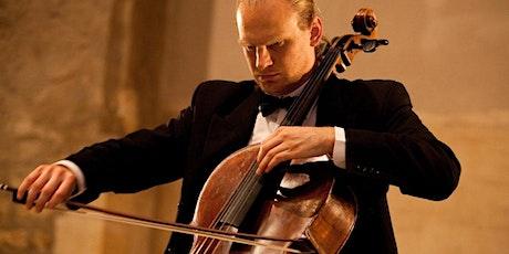 Solo Cello Recital tickets