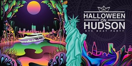 HALLOWEEN PARTY CRUISE Friday oct 29th New York  City tickets