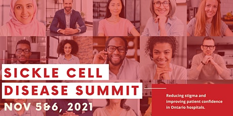 Sickle Cell Disease Summit 2021 tickets