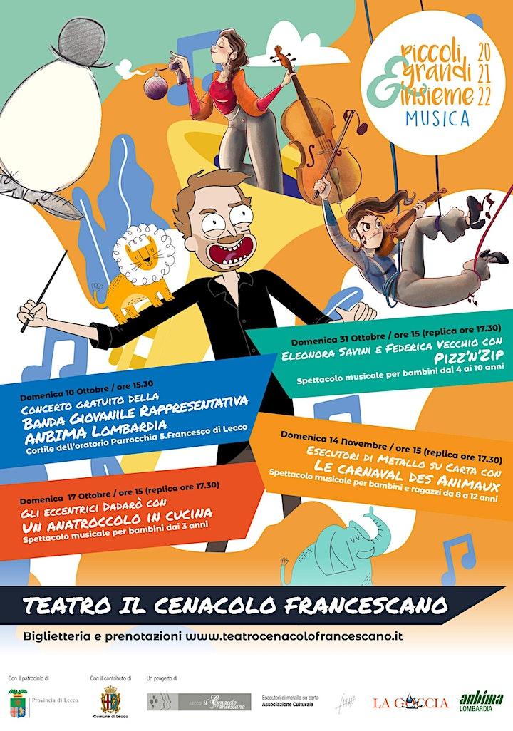 Immagine Concerto di apertura di Piccoli e Grandi Insieme MUSICA