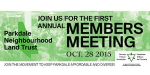 PNLT: Annual Members Meeting
