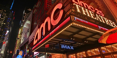 Live View of the Times Square Ball Drop at AMC Empire 25 tickets