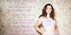 Bra Fittings @ Bra Lady Breast Awareness & Pamper Day