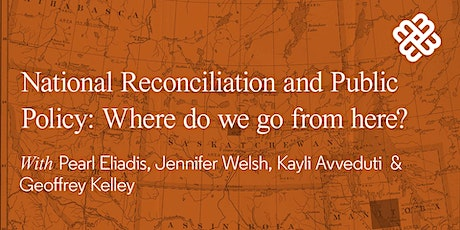 Public Policy and National Reconciliation: Where Do We Go from Here? tickets
